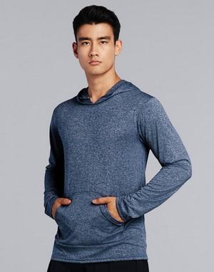 T-shirts homme coupe droite avec poche transfert numerique