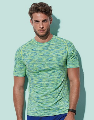 T-shirts techniques active by stedman bleu