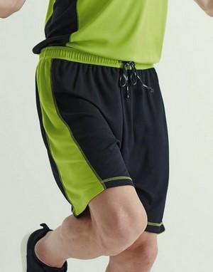 Shorts homme bicolor