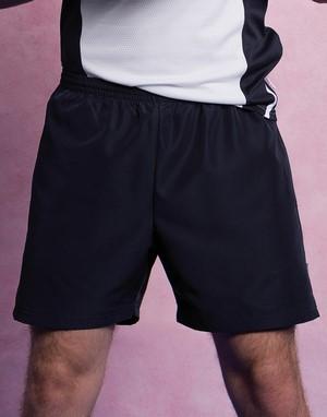 Shorts 100% coton serigraphie