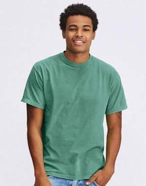T-shirts homme transfert numerique bordeau