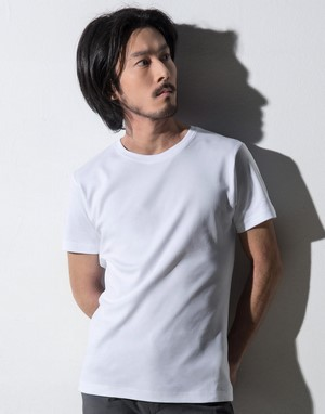 T-shirts coupe droite naked shirt