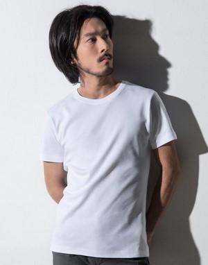 T-shirts coupe droite fabrication biologique transfert numerique