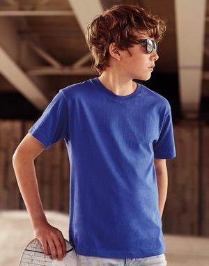 T-shirts enfant coupe droite