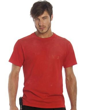 T-shirts coupe droite