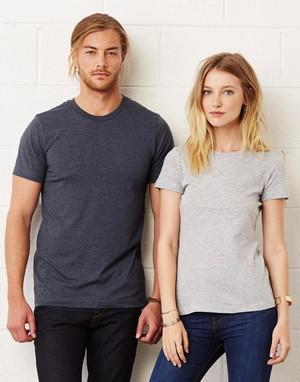 T-shirts homme coupe cintrée impression directe publicitaire
