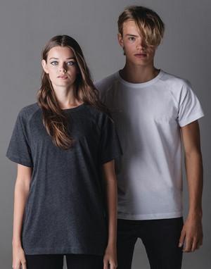 T-shirts coupe droite fabrication biologique