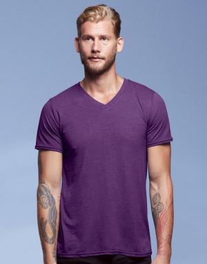 T-shirts coupe droite transfert numerique