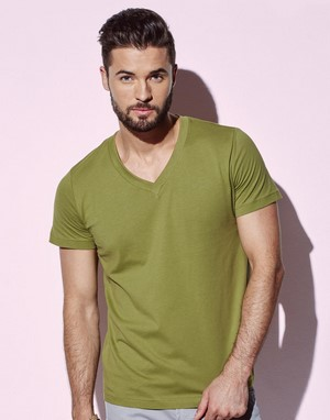 T-shirts homme 100% coton stars by stedman flocage