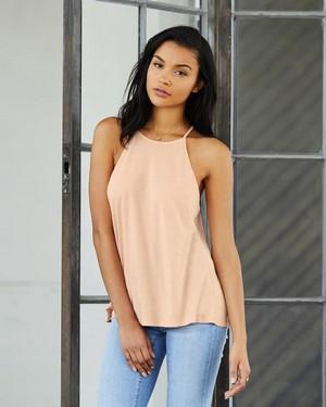 T-shirts débardeur orange