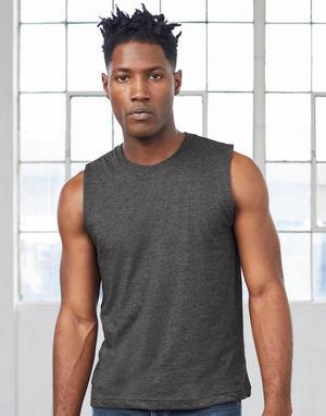 T-shirts sans manches coupe cintrée