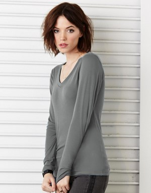 T-shirts femme bella bordeau