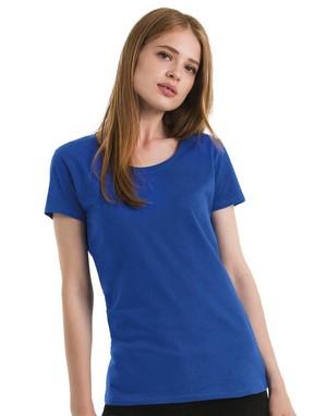 T-shirts femme coupe droite transfert numerique