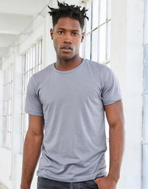 T-shirts coupe droite flocage beige mode