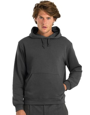 Sweats-shirts coupe cintrée flocage marron