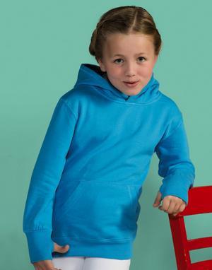 Sweats-shirts enfant coupe droite flocage vert