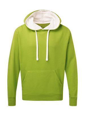 Sweats-shirts bicolor transfert numerique