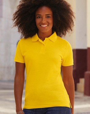 Polos femme fruit of the loom