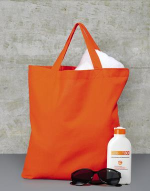 Tote bags impression directe orange