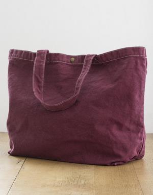 Sacs de shopping 100% coton rose