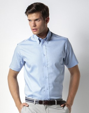 Chemises flocage col avec boutons