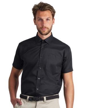 Chemises 100% coton gris