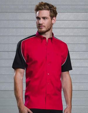 Chemises bicolor