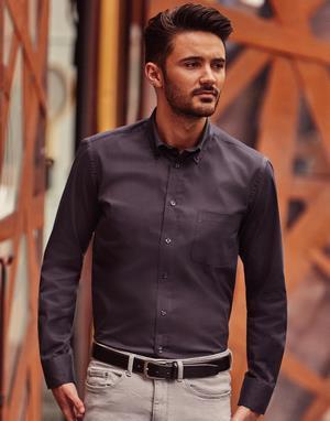 Chemises homme gris