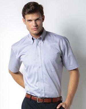 Chemises coupe droite serigraphie violet
