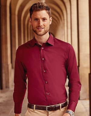 Chemises homme marron