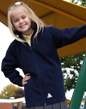 Polaires enfant avec zip