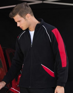 Polaires formula racing broderie