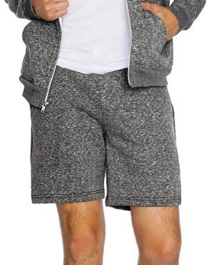 Shorts homme gris