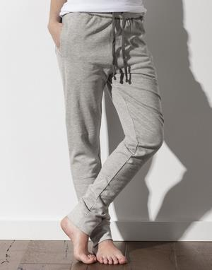 Pantalons de jogging bicolor