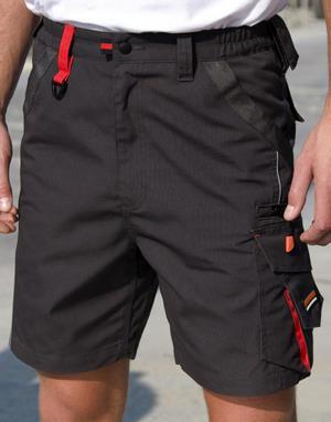Shorts homme result work-guard serigraphie