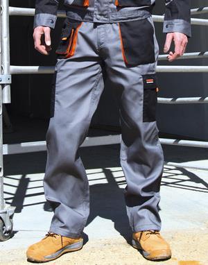 Pantalons de travail serigraphie