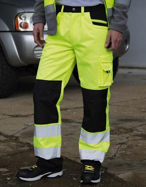 Pantalon de sécurité broderie