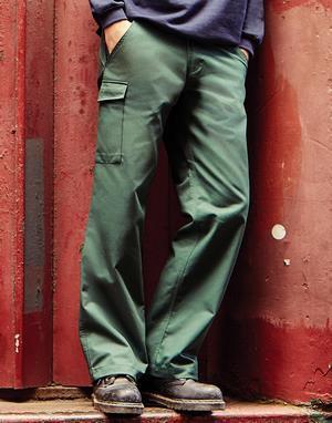 Pantalons de travail flocage