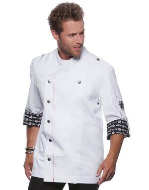 Grossiste Vestes De Cuisine Broderie Publicitaire Personnalisé - Broderie veste de cuisine