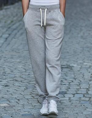 Pantalons de jogging 100% coton flocage