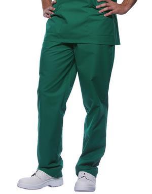 Pantalons de travail transfert numerique vert