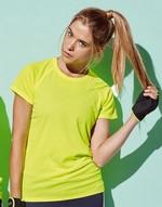 Running et fitness Tshirt Active 140 Raglan Femme Active by Stedman