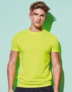 Running et fitness T-shirt Active Sports-T Homme Active by Stedman