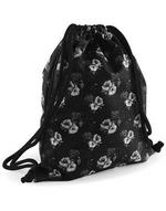 Bagagerie Graphic Drawstring Backpack BagBase