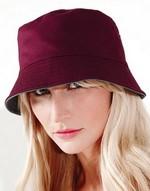 Autres chapeaux Reversible Bucket Hat Beechfield