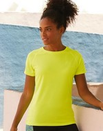 Lady-Fit Performance T