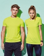 Running et fitness T-shirt Active Sports-T Femme Active by Stedman
