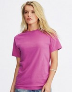 T-shirts flocage Ladies` Fitted Tee Comfort Colors