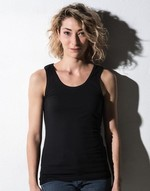 T-shirts flocage Coco - Women`s Tank Top Nakedshirt