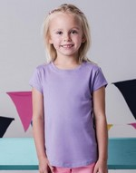 T-shirts flocage T-Shirt fille Mantis Kidswear